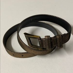 Carlisle Belt Bronze Size Large